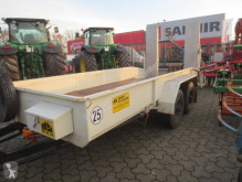 TL 6500 ST used Self loading wagon