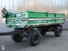GRUBE HW 8011 used Self loading wagon