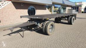 Mezőgazdasági pótkocsi Plattewagen 6 meter használt
