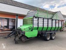 Remolque agrícola Remolque autocargador Deutz-Fahr K 570 opraapwagen