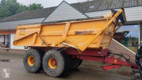 Benne monocoque Veenhuis JVZK2000 kieper, kipper, kiepwagen, kiepkar, kipka