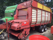 Strautmann Vitesse 1 DO opraapwagen used Self loading wagon