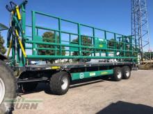 Remolque agrícola Plataforma forrajera OL DDK 240 BK Box 10m