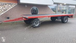 Plateau fourrager platte wagen platte wagen, balenwagen, transportwagen oprijwage