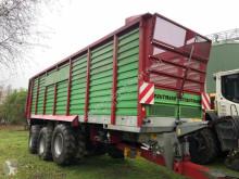 Remolque agrícola volquete monocasco agrícola Strautmann Giga Trailer 5401
