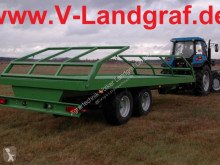 Remolque agrícola Plataforma forrajera Pronar T 024