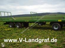 Remolque agrícola Plataforma forrajera Pronar T 026