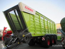 Claas CARGOS 760 BUSINESS TRIDEM benne monocoque agricole occasion