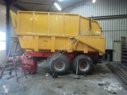 Silage opbouw used agricultural monocoque dump trailer