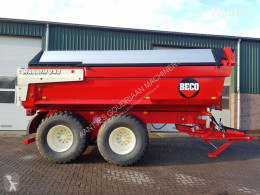 Beco Maxxim 240 XL farming trailer used