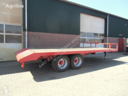 Agricultural monocoque dump trailer N4157 Oprijwagen 14 ton