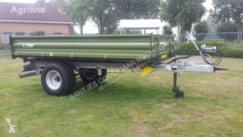 Transport Fliegl EDK 60 kipper