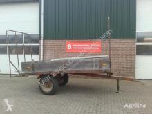 Agricultural monocoque dump trailer Platte wagen