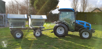 Agromac kantelbakkenwagen used agricultural monocoque dump trailer