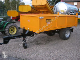 Agricultural monocoque dump trailer Mini kipper