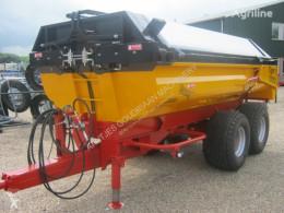 Vako afdeksysteem used agricultural monocoque dump trailer
