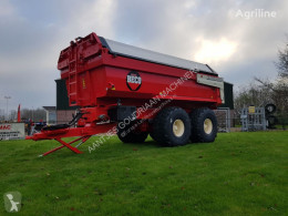Beco Maxxim 240 Active farming trailer used