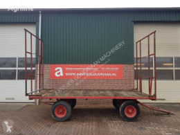 Hooiwagen used agricultural monocoque dump trailer