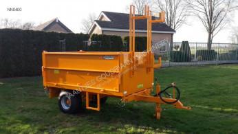 Remorcă agricolă Minidumper 2 ton nou