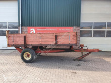 Kipper used agricultural monocoque dump trailer