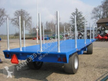 Agricultural monocoque dump trailer Balenwagens