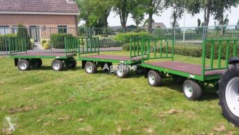 Rimorchio ribaltabile monoasse agricolo Mini transportwagen