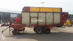 Remorque autochargeuse Strautmann opraapwagen