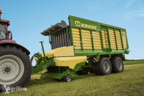 Krone Opraapwagens used Self loading wagon
