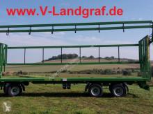 Remolque agrícola Pronar T 028 KM Plataforma forrajera nuevo
