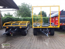 Wielton PRS 12 To used Fodder flatbed