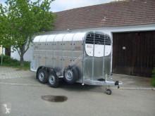 Remolque agrícola remolque ganadero L3618H (LS126) Standard-Heckrampe