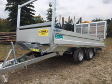 Twin Trailer TT35-40 neu Bordwandkipper
