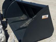 Equipamientos carrocería volquete Volumenschaufel 260 cm mit JCB Aufnahme