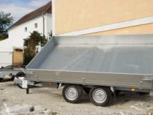 Remolque agrícola Dreiseiten-Kipper KSX volquete con cortina nuevo