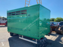 Querry livestock trailer