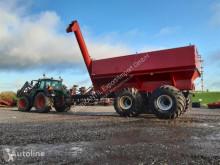 Remolque agrícola HM Funk 20/25 remolque para trasbordo usado