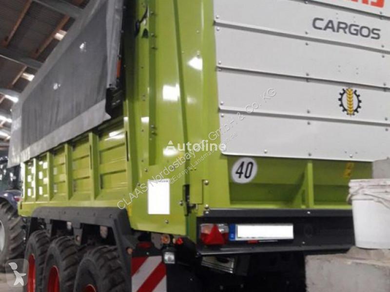 Vedere le foto Rimorchio agricolo Claas CARGOS 750 TREND TRIDEM