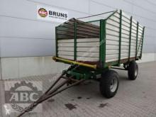 Remolque agrícola remolque con descarga por empuje Sonstige 6000 R