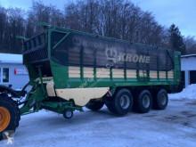 Remolque agrícola volquete monocasco agrícola Krone ZX 560 GL