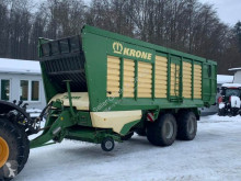 Krone RX 430 GL benne monocoque agricole occasion