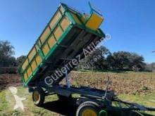 Reboque agrícola reboque de trasfega John Deere Cereal 8TN
