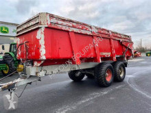 Brimont BB16 used monocoque dump trailer