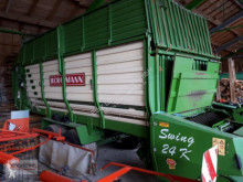 Remolque agrícola Remolque autocargador Bergmann Swing 24 K