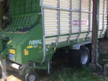 Bergmann Royal 30K tweedehands Opraapwagen