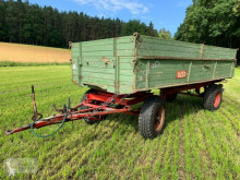 Lutz 7,2 to. used sideboard tipper