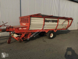 Remolque agrícola Remolque autocargador Kemper RO L 790