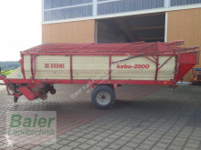 Krone Turbo 2800 Remorque autochargeuse occasion