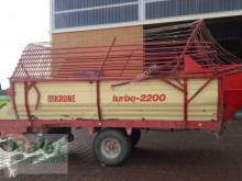 Krone Turbo 2200 tweedehands Opraapwagen