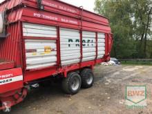 Remolque agrícola Pöttinger Silo-Profi Remolque autocargador usado