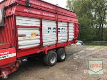 Remolque agrícola Remolque autocargador Pöttinger Silo-Profi